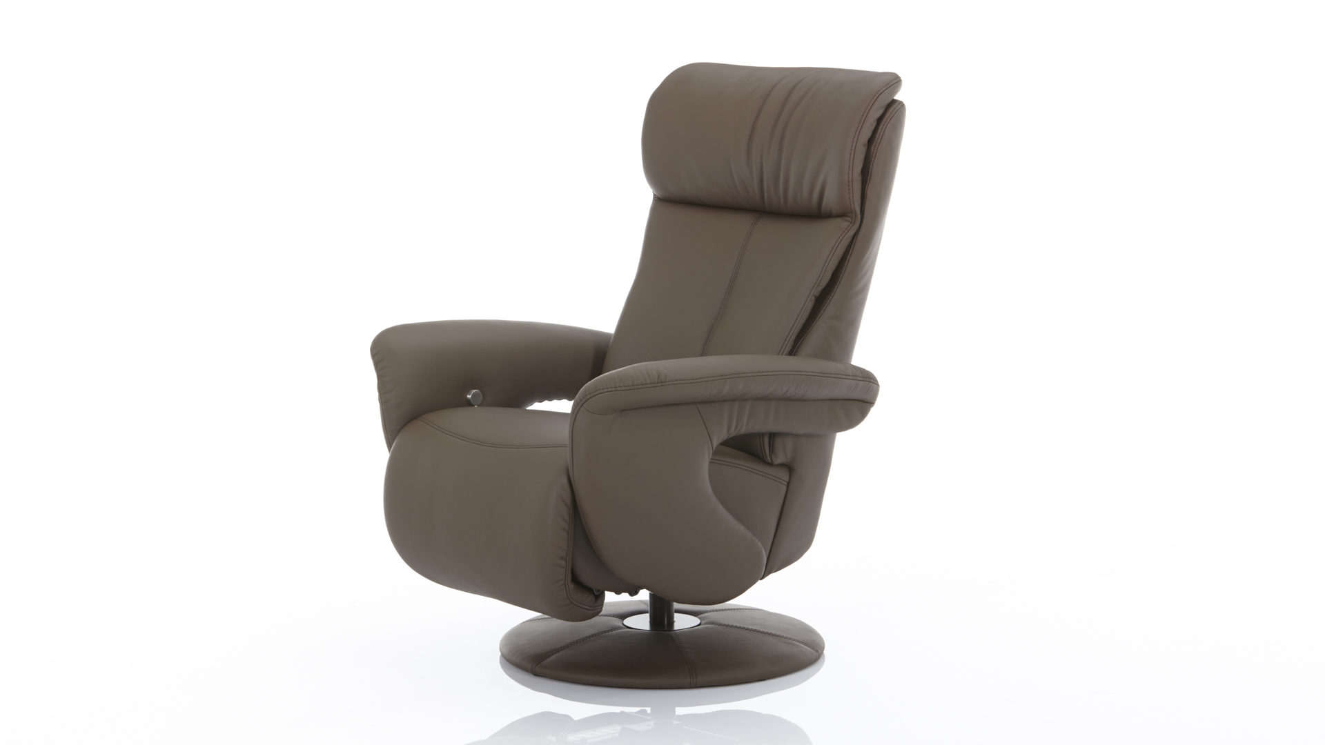 Comfortmaster Easy Swing Sessel 7333 Als Sitzmöbel Braunes Longlife