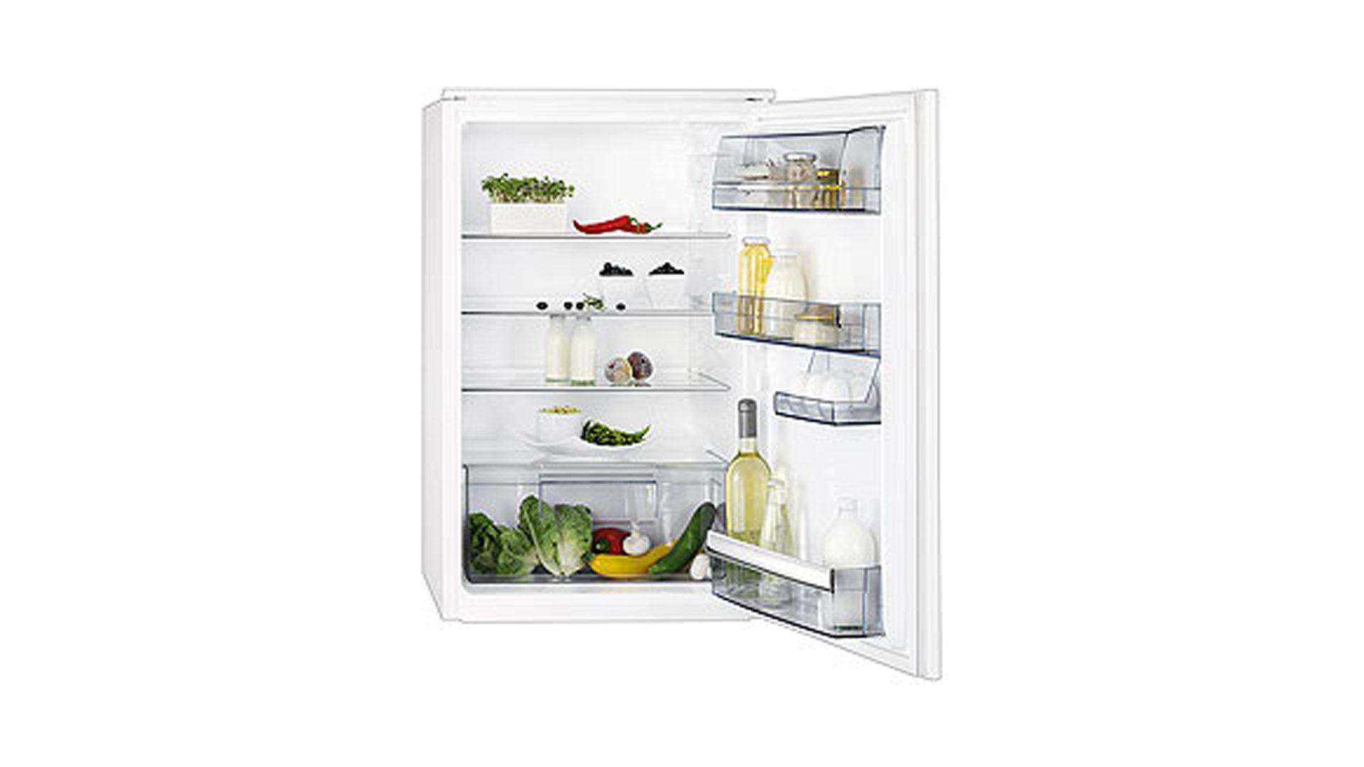 Aeg Kühlschrank Ohne Gefrierfach : Aeg kühlschrank mit gefrierfach sd884s2 nutzinhalt ca. 123 liter