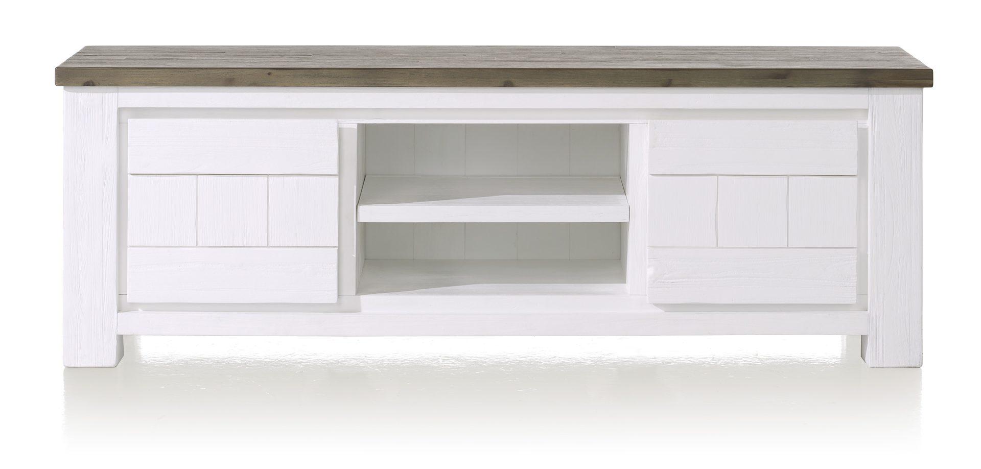 Habufa Deaumain Tv Sideboard 160cm 24693w G 2 Turen 2 Nischen